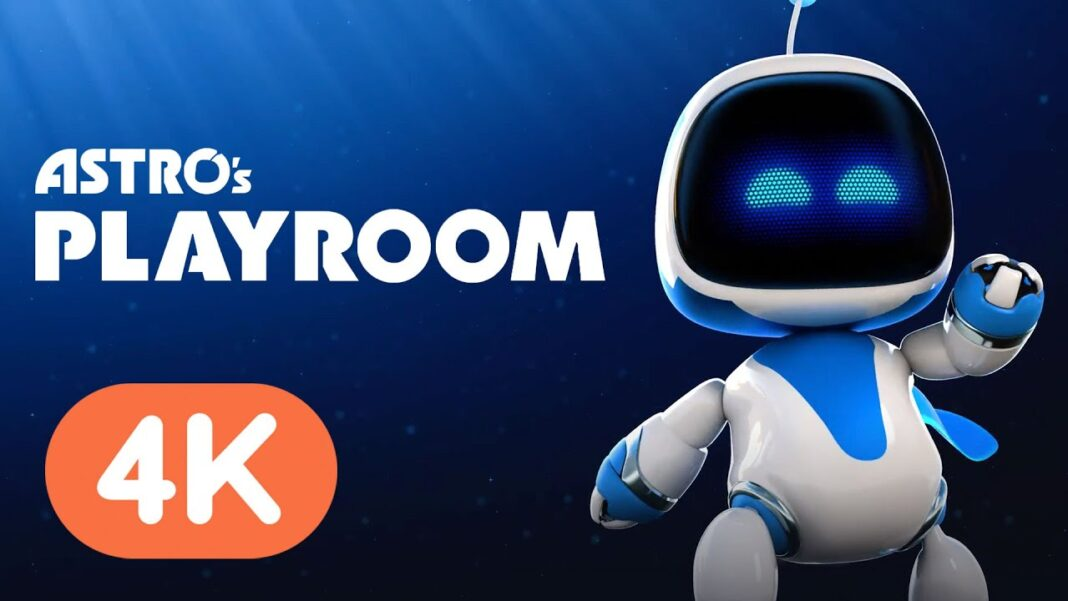 Astro's Playroom Full Game PC Download
