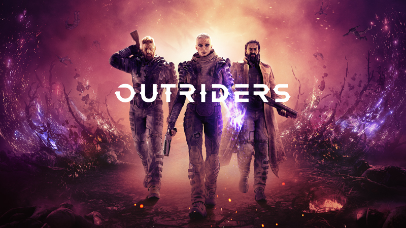 OUTRIDERS Full Pc Game Download